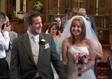 Kristie & Mark's Wedding at St Luke's, Eccleshill, Bradford