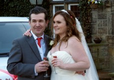 James & Leanne's Wedding Day