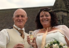 Dawn & Andrew's Wedding Day at St James's Seacroft